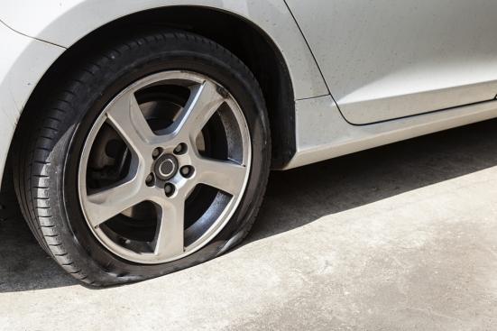 IISTD flat tire